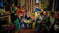 A bevy of burlesque in Night of the Blue Stockings