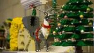 LEGO Advent Calendar in Covent Garden