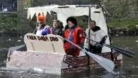 Matlock Raft Race 2013 - Boxing Day