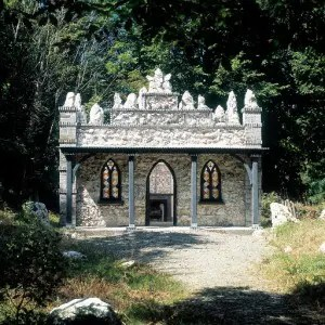 Cilwendeg Shell Hermitage - Curiosity of the week - Contrary Life