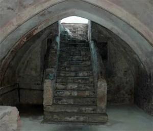 Winchelsea cellar