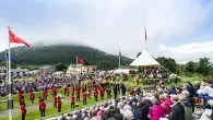 Join the Viking camp on Tynwald Day