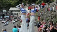 Mermaids and salty sea dogs at Clovelly Maritime Festival