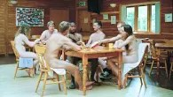 Exhibition exposes the private world of young British naturists