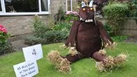 Join the 'crow trail' at Calverley Scarecrow Festival