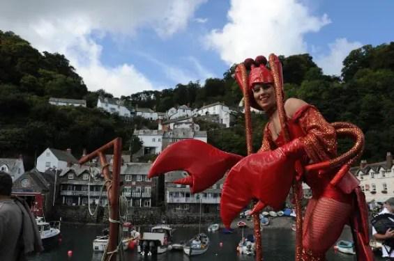 Lobster & Crab Feast - Clovelly