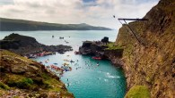 Extreme Red Bull cliff diving returns to Pembrokeshire