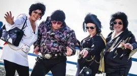 Porthcawl Elvis Festival (Photo: Juliet Eden, www.julieteden.com)