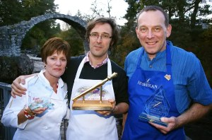 Golden Spurtle Porridge Making Championships (Photo: Fergus Thom)