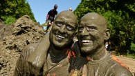 Battle through mud, freezing water and electricity with Tough Mudder