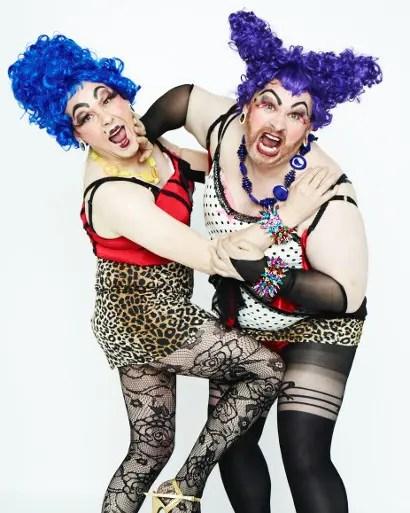 Cinderella boom or bust drury lane london for Farcical pantomime