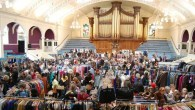 Judy's Affordable Vintage Fair at The Corn Exchange