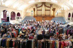 Judy's Affordable Vintage Fair - Corn Exchange - Leeds