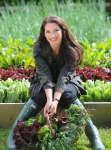 Rachel De Thame - Clipper Afternoon Tea - Clifton Nurseries