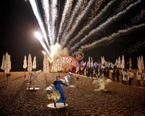 Burning the Clocks 2013 - Brighton - Photo Ray Gibson