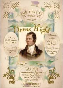 Burns Night 2014 - London - Mr Fogg's