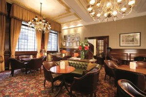 London Capital Club - The Club Bar