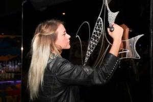 DISCO nightclub – Soho – Zoe Neilson – Artist
