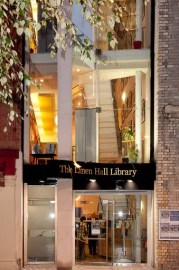Linen Hall Library - Belfast - Curiosity of the Week