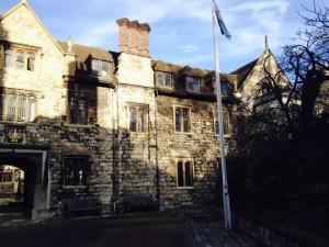 Curiosity of the Week - The Charterhouse - London