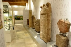 Shrewsbury Museum & Art Gallery - Roman Gallery