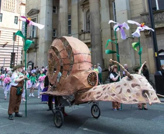 Handmade Parade - Snail - Photo: Craig Shaw