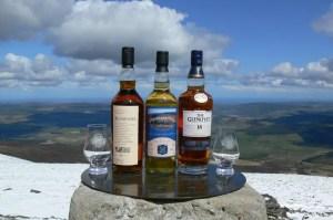 Ben Rinnes Toposcope - Spirit of Speyside Whisky Festival