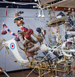 Wonderful World of Rowland Emett - Birmingham Museum & Art Gallery