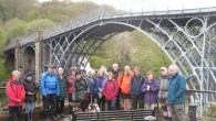 Ironbridge Gorge Walking Festival 2014