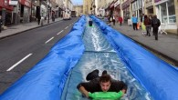Forget park and ride, take the park and slide