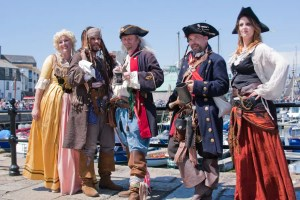 Plymouth Pirate Weekend 2015