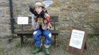Wray Scarecrow Festival 2014 - Sacked Scarecrow