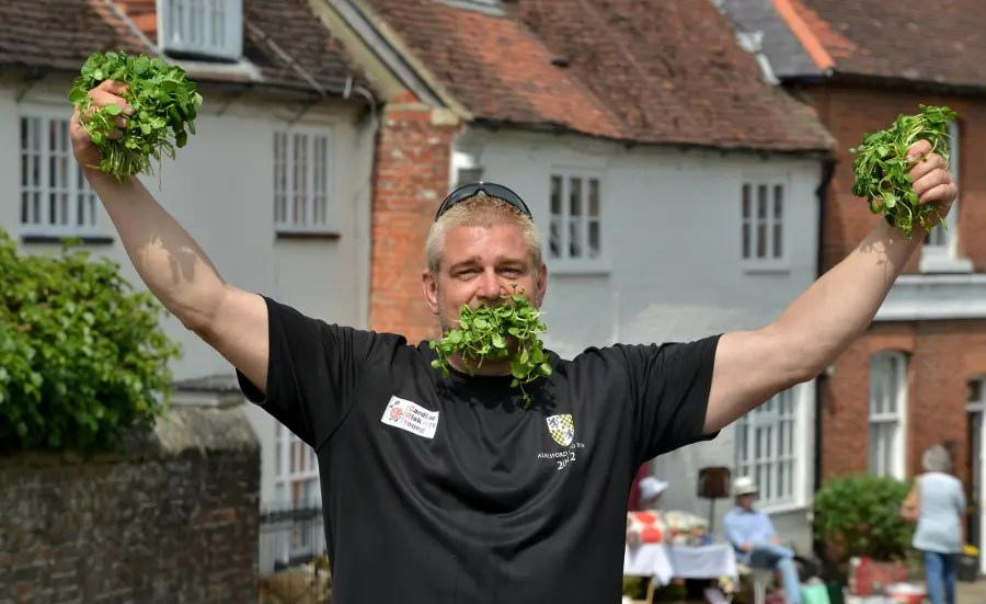 Watercress Festival 2015 - Alresford - Hampshire
