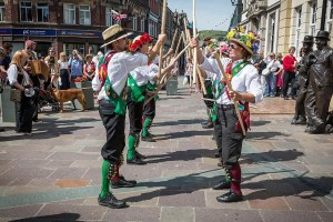 Furness Tradition Festival 2014 - Crook Morris - Photo: Jan Fialkowski