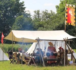 Chetwynd Medieval Fair 2014 - Shropshire