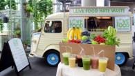 Love food hate waste? Then visit the 'Liquid Greens Machine' Breakfast Truck