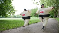 Sumo Run 2014 - Battersea Park - London