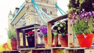 Pop up bar perfect for Pimms