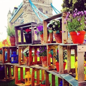 The Lawn - Tower Hotel - London
