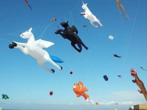 St Annes Kite Festival - Lancashire