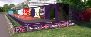 Race Bolt - Glasgow - Commonwealth Games