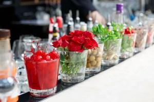 Fantasy High Street - Edible Flower Garden & Apothecary Bar
