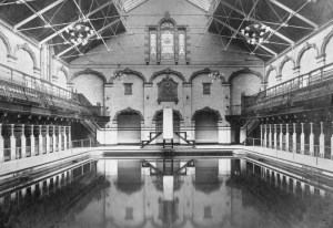 Victoria Baths 1906 - Victoria Baths Trust