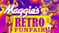 Retro Funfair - Maggie's - Chelsea