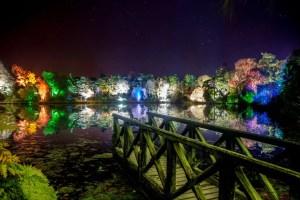 Festival of Light - Mount Stewart - National Trust