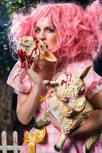 Miss Cakehead - Cakeageddon - © Nathan Pask 2014