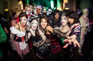Halloween Ball - Mansion London