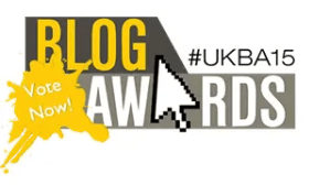 UK Blog Awards 2015 - Contrary Life