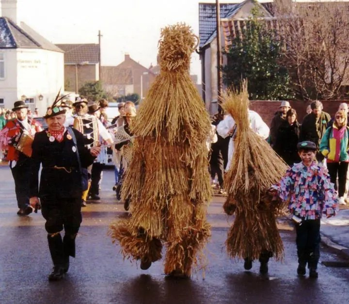 Whittlesea Straw Bear Festival - Cambridgeshire