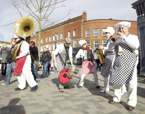 Wakefield Rhubarb Festival 2015